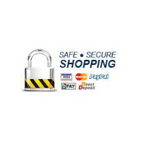 Safe secure shopping online