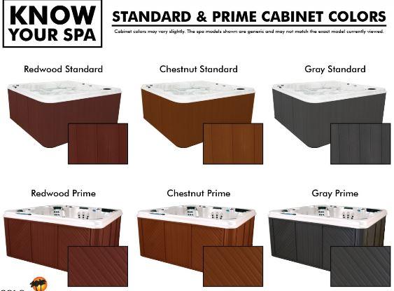 standard prime cabinet
