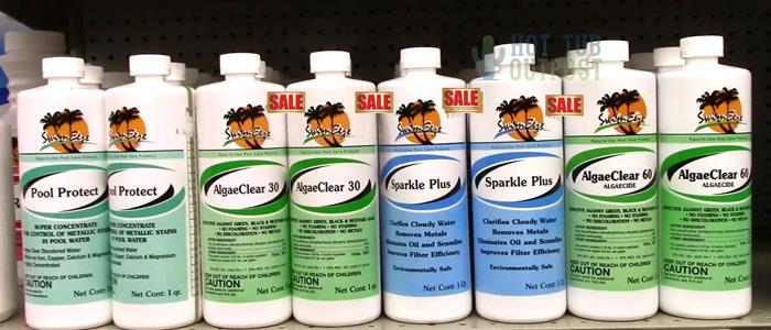 Swimeeze Swimming Pool Chemicals