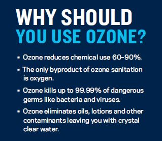 Ozone Generator Ozonator for Hot Tubs