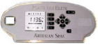 Artesian Control Panel Overlay 4 pumps