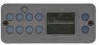 10 button Baja control panel