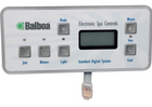 Balboa Control Panel 54157 E8 6-Button