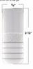 CMP PVC Adapter 21031-050-000