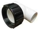 Balboa Pump Union 332001 Low Profile Tee