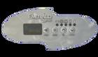 Emerald Spas SC1 SC2 Overlay SC-1 SC-2 Gecko