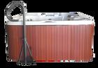 Cover Valet Spa Handrail Swivel LED Light