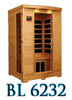 BL6232 Infared Sauna with free shipping.