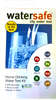 Watersafe city water drinking water test kit