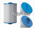 Filbur 4-Pack bulk filters FC-0125 Spa Filter 4CH-20 PHC25P4