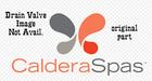 Caldera Spa Drain Valve 04-Current