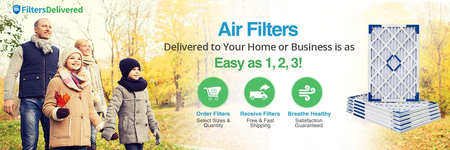 Fall season is a good time to change your air filters.