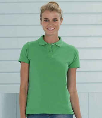 Russell Ladies Pique Polo Shirt 569F