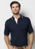 Kustom Kit K606 St. Mellion Tipped Pique Polo Shirt