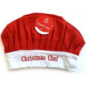 Christmas Cook Hat CS181