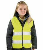 Result Core Kids Hi -Vis Safety Vest RS200B