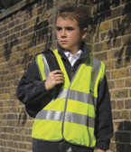 Result Kids Safety Hi-Vis Vest RS21B