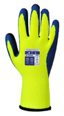 Duo-Therm Glove Latex Yellow/ Blue