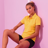 AWDis Just Cool Girlie Wicking Polo Shirt JC045