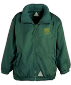 Lindley Junior Reversible Jacket- Embroidered & Delivered to School