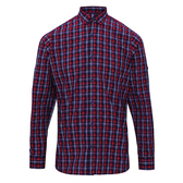Premier Sidehill Check Long Sleeve Shirt - PR256