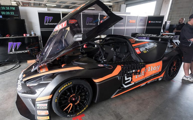 Wolfchester Racing KTM X-Bow Bathurst 12 Hour