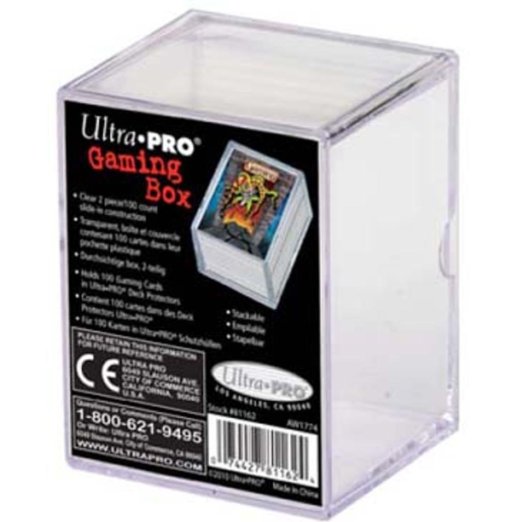 100ct 2-Piece Gaming Case