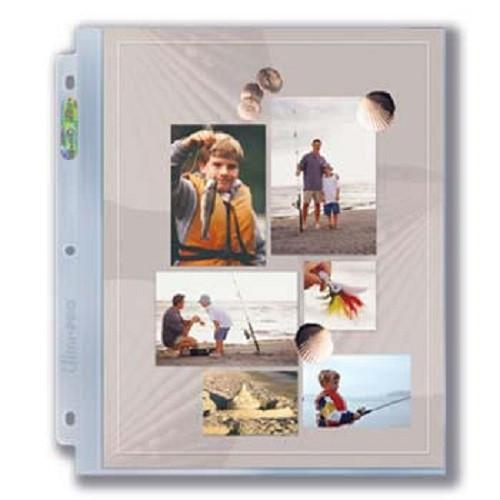 Ultra Pro Page 1-Pocket 8 1/2 x 11 (Case of 300)