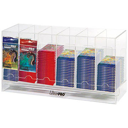 6 Slot Acrylic Card Display