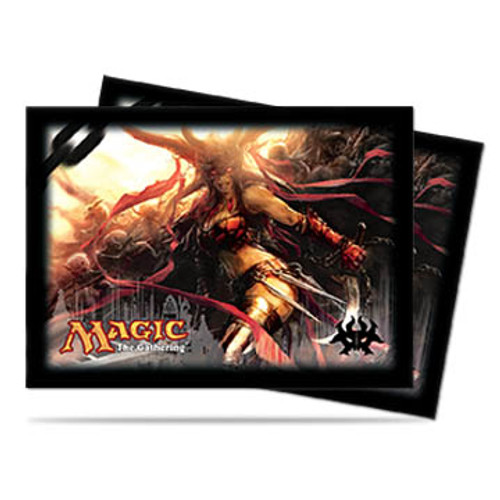 Deck Protectors - MTG - Dragons Maze - Exava, Rakdos Blood Witch (80ct)