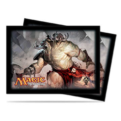 Deck Protectors - MTG - Dragons Maze - Ruric Thar the Unbowed (80ct)