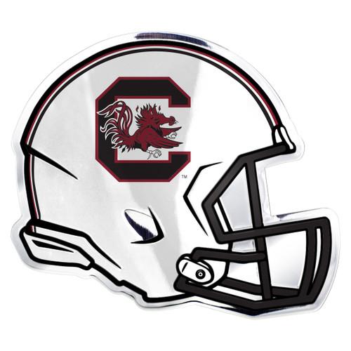 South Carolina Gamecocks Auto Emblem - Helmet - (Promark)