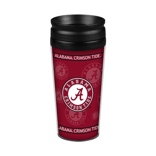 Alabama Crimson Tide 14oz. Full Wrap Travel Mug