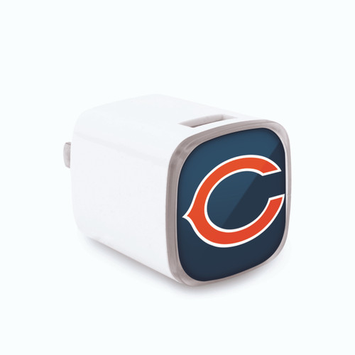 Chicago Bears Wall Charger