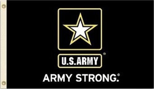 Army Flag 3x5 Army Strong