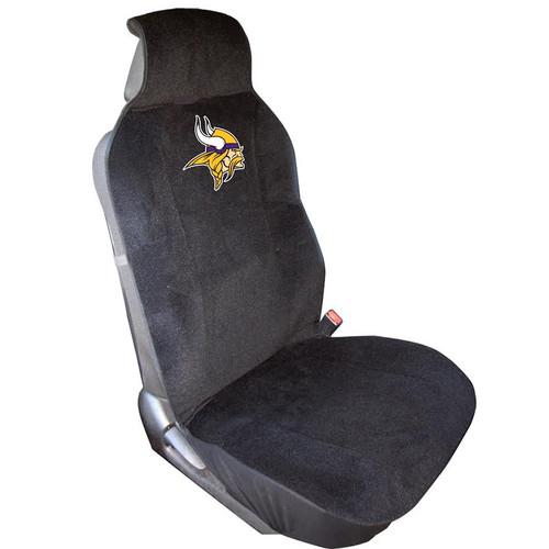 Minnesota Vikings Seat Cover - New Logo