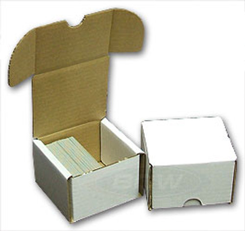 Cardboard - 200 Count Storage Box (Bundle of 50)