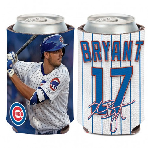 Chicago Cubs Kris Bryant Can Cooler