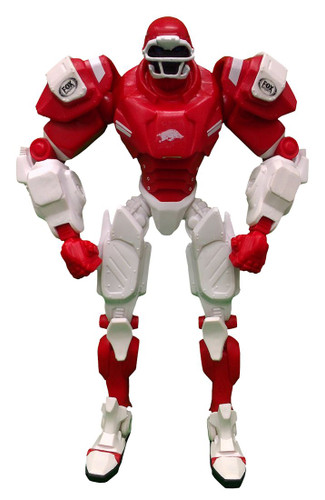 Arkansas Razorbacks FOX Sports Robot