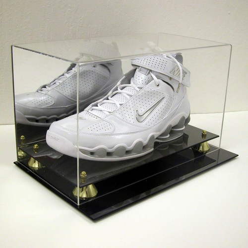 Basketball Shoe Deluxe Acrylic Display - Single Size 16