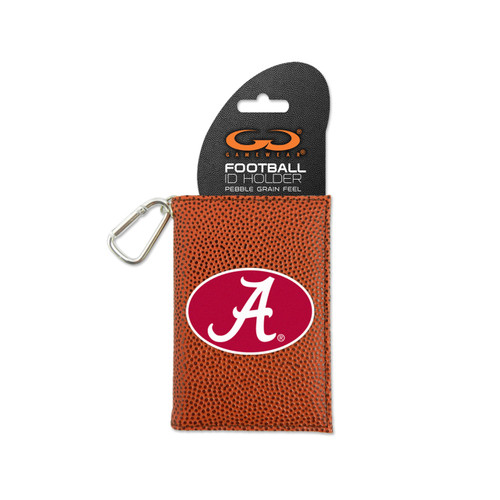 Alabama Crimson Tide Classic Football ID Holder