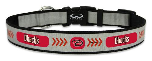 Arizona Diamondbacks Reflective Medium Baseball Collar