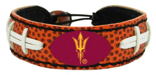 Arizona State Sun Devils Pitchfork Logo Classic Football Bracelet