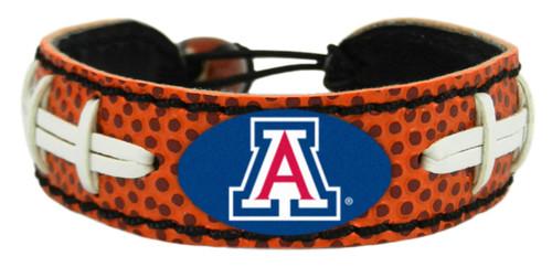 Arizona Wildcats Classic Football Bracelet