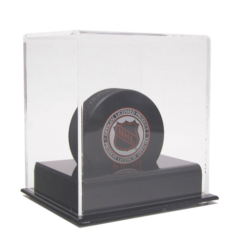 Acrylic Base Puck Display