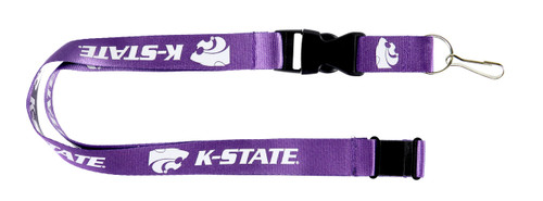 Kansas State Wildcats Lanyard - Purple