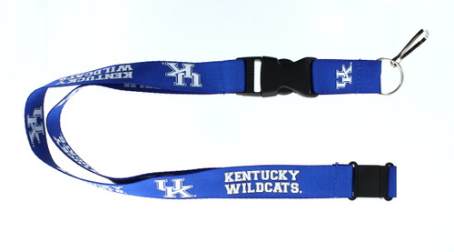 Kentucky Wildcats Lanyard - Blue