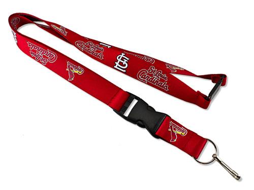 St. Louis Cardinals Lanyard - Red