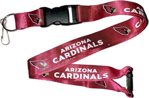 Arizona Cardinals Lanyard - Red