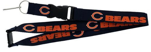 Chicago Bears Lanyard - Blue